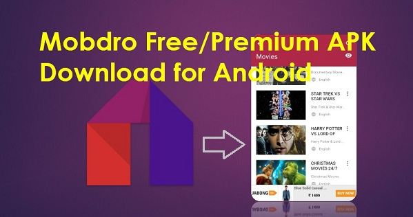 download mobdro apk no ads